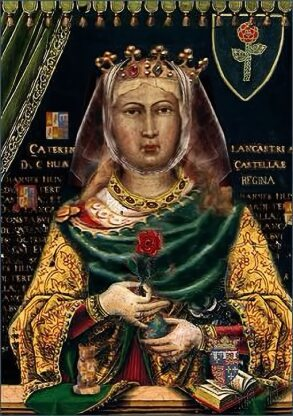 Catherine of Lancaster, Queen of Castile