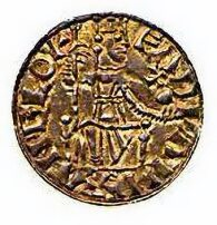 Coin of Edward the Confessor