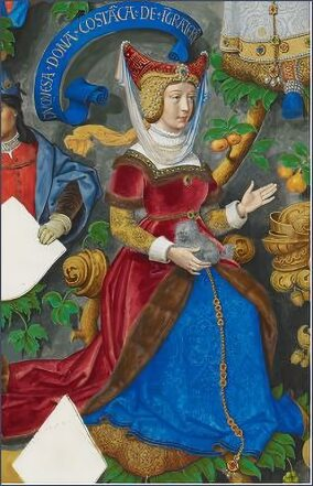 Constance of Castile , Duchess of Lancaster