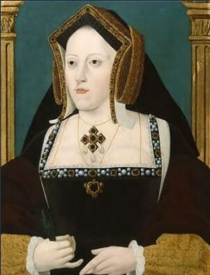 Catherine of Aragon in later life