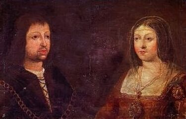 Ferdinand and Isabella of Spain