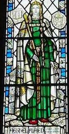 Æthelflæd, Lady of the Mercians