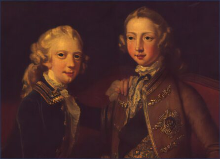 George III and Edward Duke of York