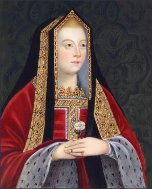 Elizabeth of York, wife of Henry VII