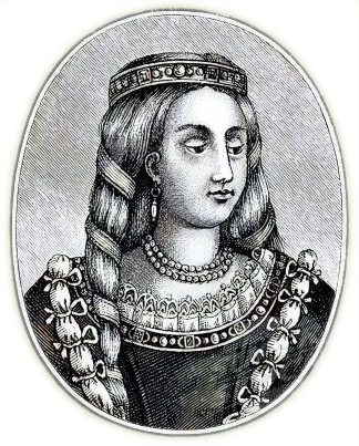Joan Beaufort, Queen of Scotland