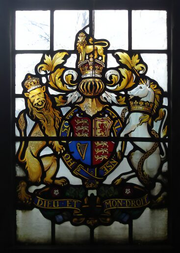 Arms of Edward VII