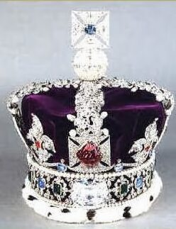 The Imperial Crown of State