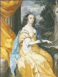 James' first wife Anne Hyde
