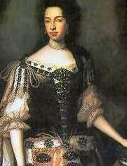 Mary of Modena, second wife of James II and VII