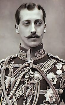 Albert Victor Duke of Clarence