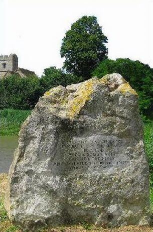 Battle of Medway Stone