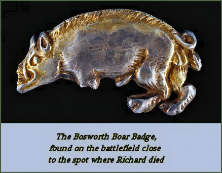 Boar Badge of Richard III