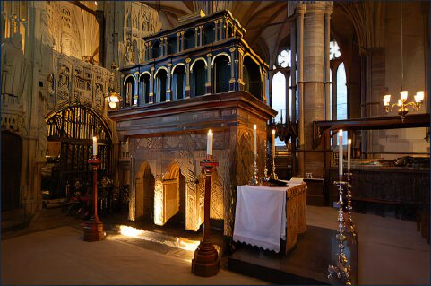 Shrine of Edward the Confessor, Westminster Abbey
