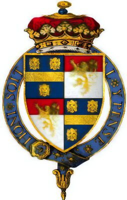 Arms of John de la Pole