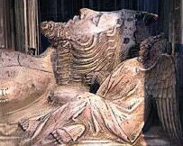 Edward II - tomb effigy at Gloucester