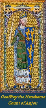 Geoffrey Count of Anjou