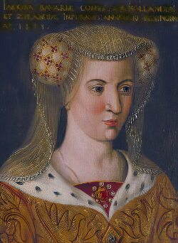 Jacqueline, Countess of Hainault and Holland