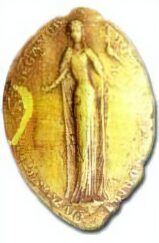 Seal of Isabella of Angouleme