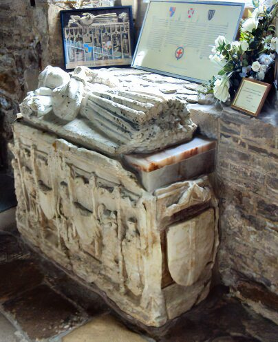 Effigy of Edward of Middleham, Prince of Wales, Sheriff Hutton