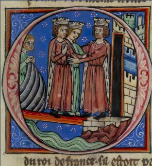Richard I and Phillip Augustus, Third Crusade