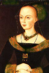 Elizabeth Woodville wife of Edward IV