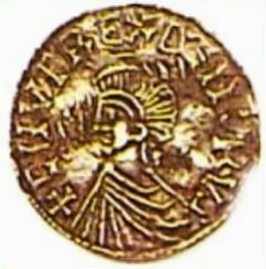 Coin of King Canute