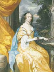 Anne Hyde, first wife of James II