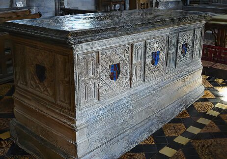 Tomb of Edmund Tudor