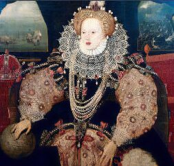 Elizabeth I, the Armada portrait.