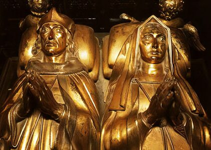 Henry VII and Elizabeth of York, tomb, Westminster Abbey