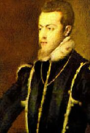 Phillip II of Spain