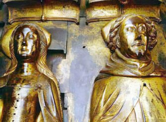 Tomb of Richard II and Anne of Bohemia