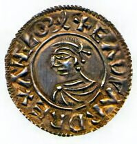 coin of Edward the Martyr