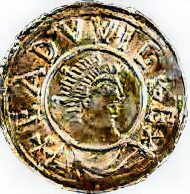 Coin of Edwy