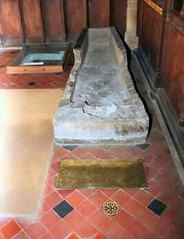 Tomb of Ethelbald of Wessex