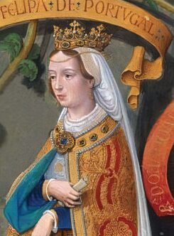 Phillipa of Lancaster, Queen of Portugal