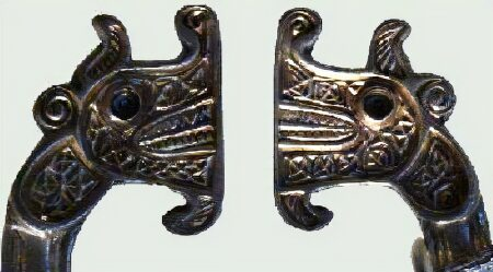 Pictish brooch
