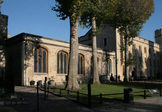 Chapel of St. Peter ad Vincula
