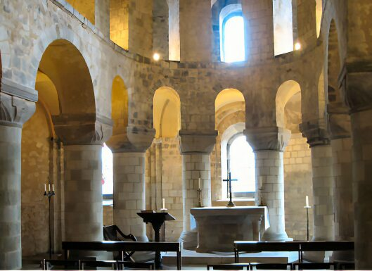 Chapel of St. John, Tower of London