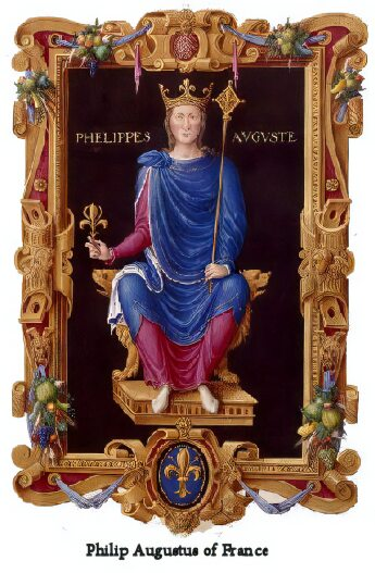 Phillip Augustus of France