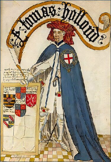 Thomas Holland, Earl of Kent