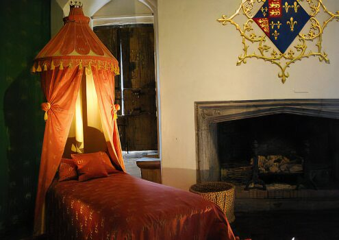 Queen's Bedroom, Leeds Castle
