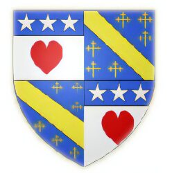 Arms of James 2nd Earl of Douglas