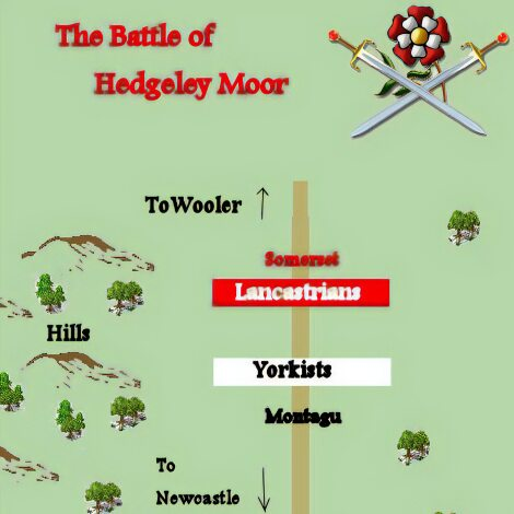 Battle of Hedgeley Moor