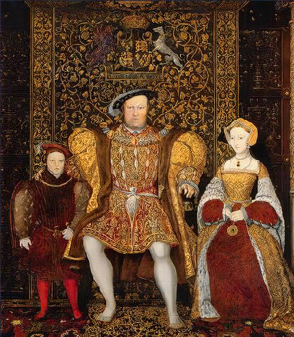 Henry VIII and Jane Semour
