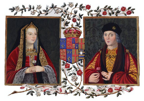 Henry VII and Elizabeth of York