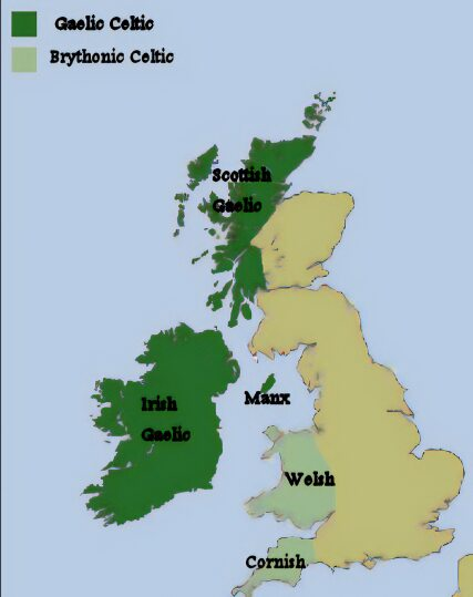 Brythonic Celtic Language