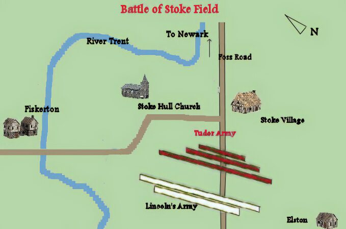 Battle of Stoke Field