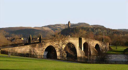 The Battle of Stirling Bridge, 1297