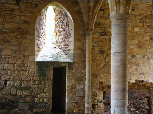 Battle Abbey Interior